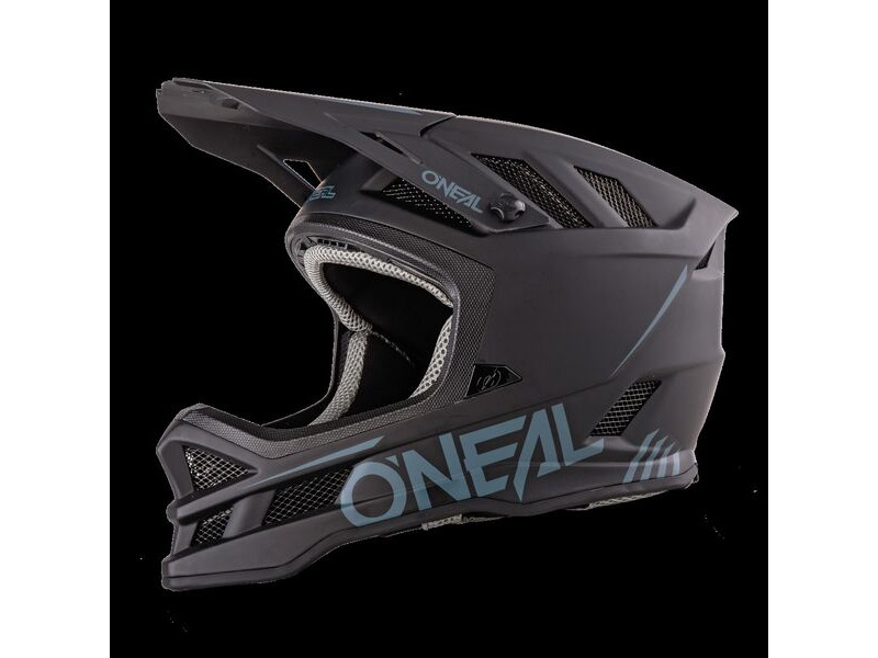 ONeal BLADE Polyacrylite Helmet SOLID black click to zoom image